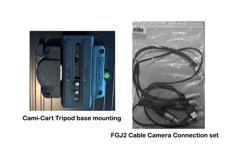 Image of Cable Connection Sets from Fiber Head to Camcorder (FGJ2)
